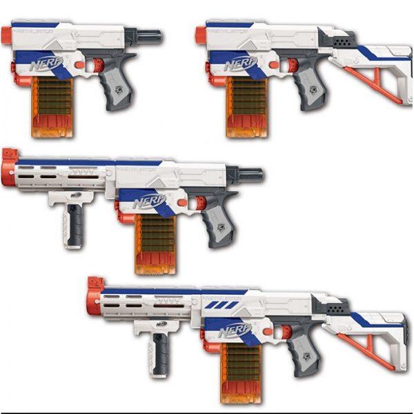 Nerf Elite Retaliator 4 в 1 (98696)
