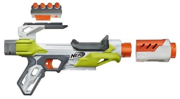 Пистолет Nerf Modulus IonFire (B4618)