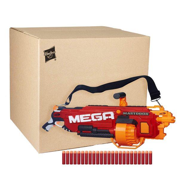 бластер Nerf Mega Mastodon (B8086) eco box