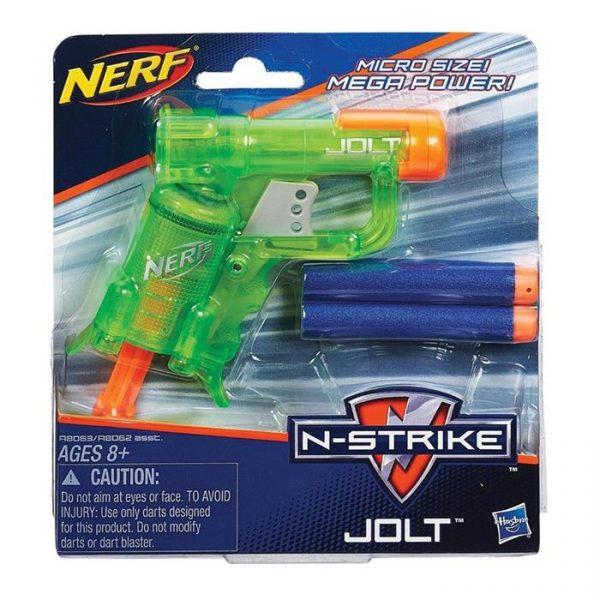 pack Nerf Elite Jolt зеленый (A8063)