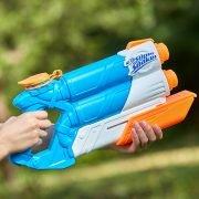 Водный пистолет Nerf Super Soaker Twin Tide (E0024)