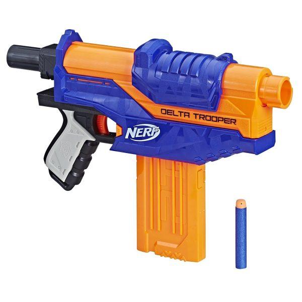 Пистолет Nerf Elite Delta Trooper 4 в 1 (E1911)