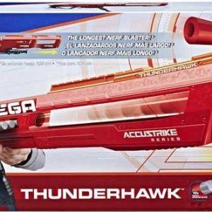 Бластер Nerf Mega Thunderhawk (E0440) box