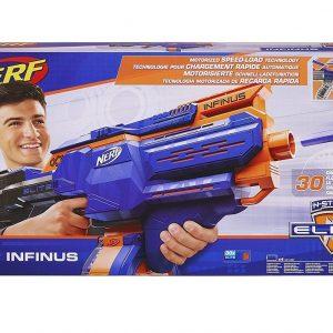 Бластер Nerf Elite Infinus (E0438) box