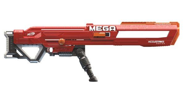 Бластер Nerf Mega Thunderhawk (E0440)