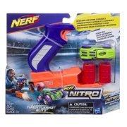 pack Nerf Nitro ThrottleShot Blitz (C0781) синий