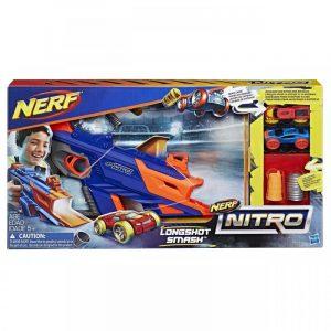 Nerf Nitro Longshot Smash (C0784) box