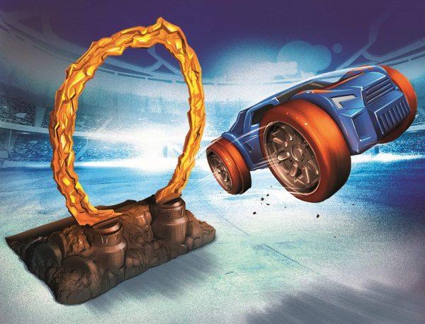 Машинка с препятствием Nerf Nitro FlameFury (E1269)