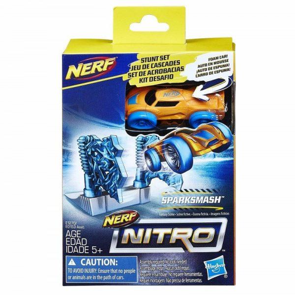 Машинка Nerf Nitro SparkSmash (E1270) pack