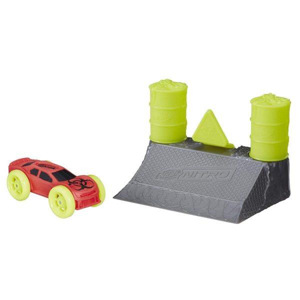 Машинка Nerf Nitro BarrelSlam (E1271)