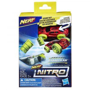 Машинка Nerf Nitro BarrelSlam (E1271) pack