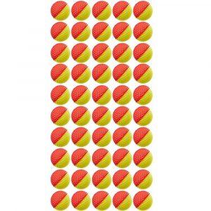Nerf Rival, 50 красно-желтых шариков (C3907)