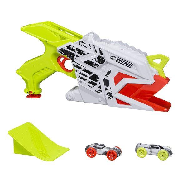 набор с бластером Nerf Nitro AeroFury Ramp Rage (E0408)
