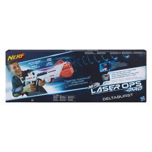box Nerf Laser Ops Pro DeltaBurst (E2279)