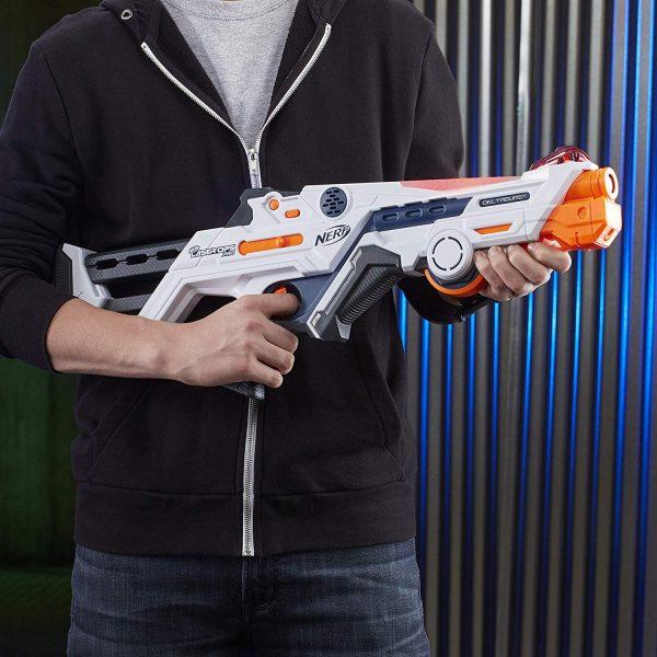 Лазерный пистолет Nerf Laser Ops Pro DeltaBurst (E2279)