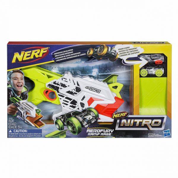 Nerf Nitro AeroFury Ramp Rage (E0408) box