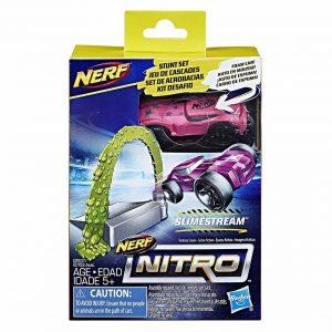 Машинка Nerf Nitro Slimestream (E2537) pack