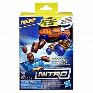 Машинка Nerf Nitro Barrel Knockout (E2538) pack