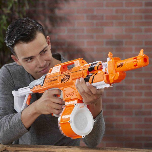Nerf Elite AccuStrike StratoHawk (E3097) оранжевый