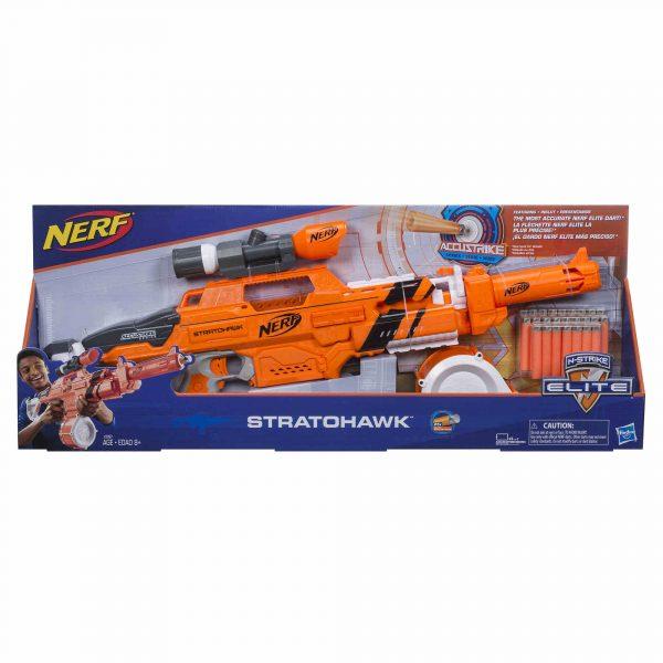 box Nerf Elite AccuStrike StratoHawk (E3097)