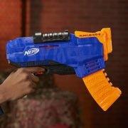 Пистолет Nerf Elite Rukkus ICS-8 (E2654) синий
