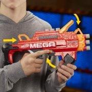 Пистолет Nerf Mega Bulldog (E3057)