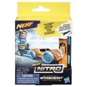 box Nerf Nitro SmachShot с оранжевой машинкой (E4014)
