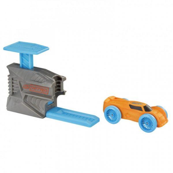 Nerf Nitro SmachShot с оранжевой машинкой (E4014)