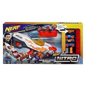 box Nerf Nitro Doubleclutch Inferno (E0858)