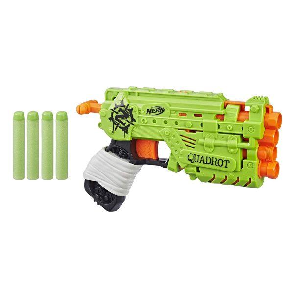 Бластер Nerf Zombie Strike Quadrot (E2673)