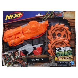 box Twinslice Nerf Zombie Strike Survival System (E2305)