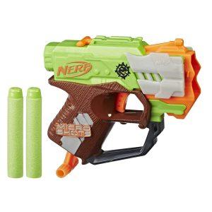 Бластер Nerf MicroShots Zombie Strike Crossfire Bow (E1625)