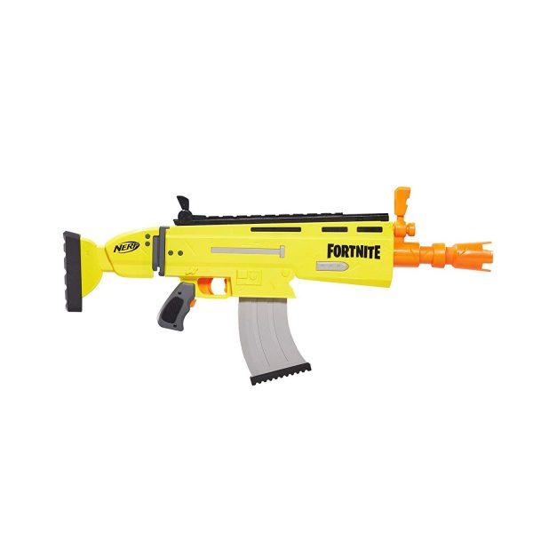 Автомат Nerf Fortnite AR-L (E6158) желтый