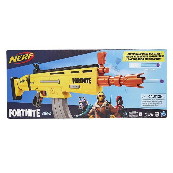 Бластер Nerf Fortnite AR-L (E6158) box