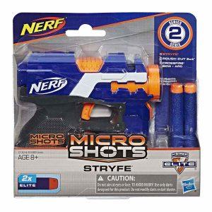 Nerf MicroShots Elite Stryfe (E1624) box