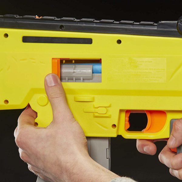 Автомат Nerf Fortnite AR-L желтый (E6158)
