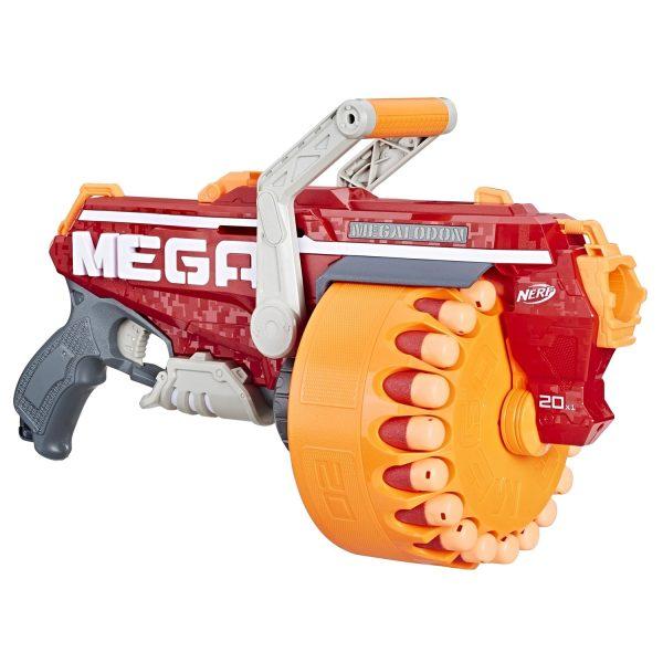 Бластер Nerf Mega Megalodon (E4217)