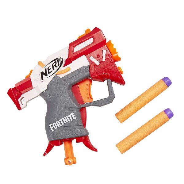 Бластер Nerf Fortnite MicroShots TS (E6745)