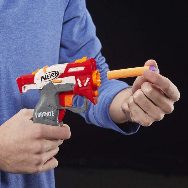 пистолет Nerf Fortnite MicroShots TS (E6745)