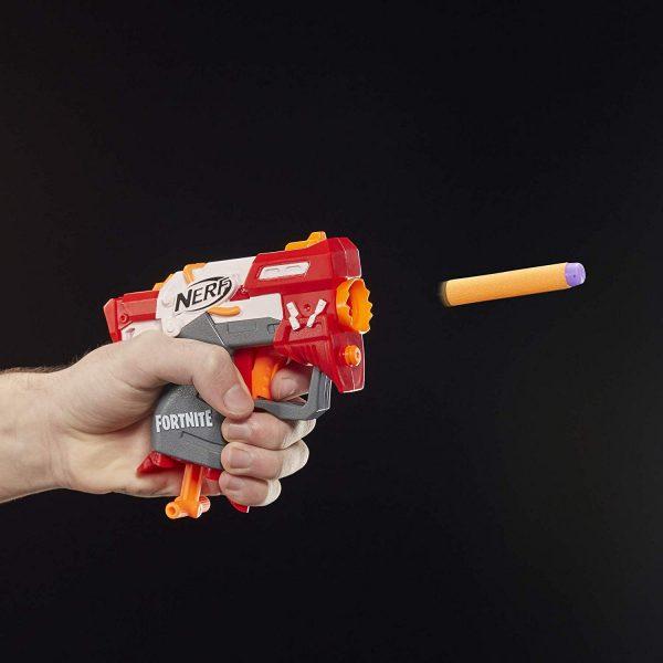 небольшой бластер Nerf Fortnite MicroShots TS (E6745)