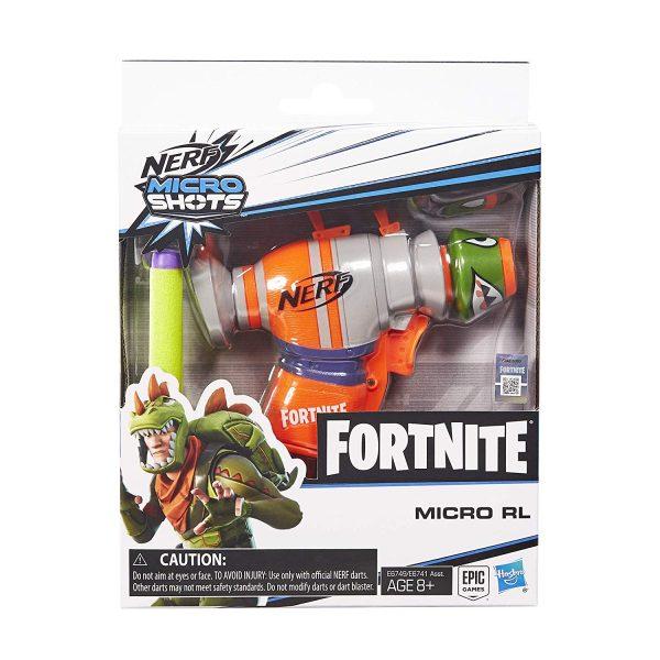 box Nerf Fortnite MicroShots RL (E6749)