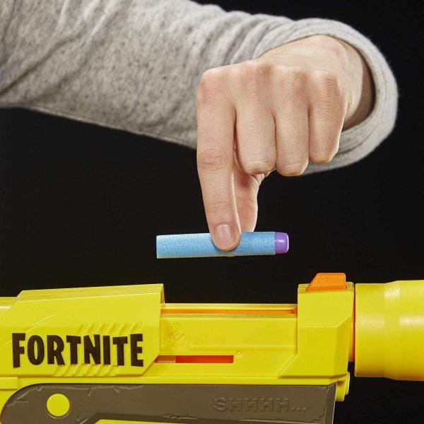 Пистолет Нерф Fortnite SP-L (E6717)