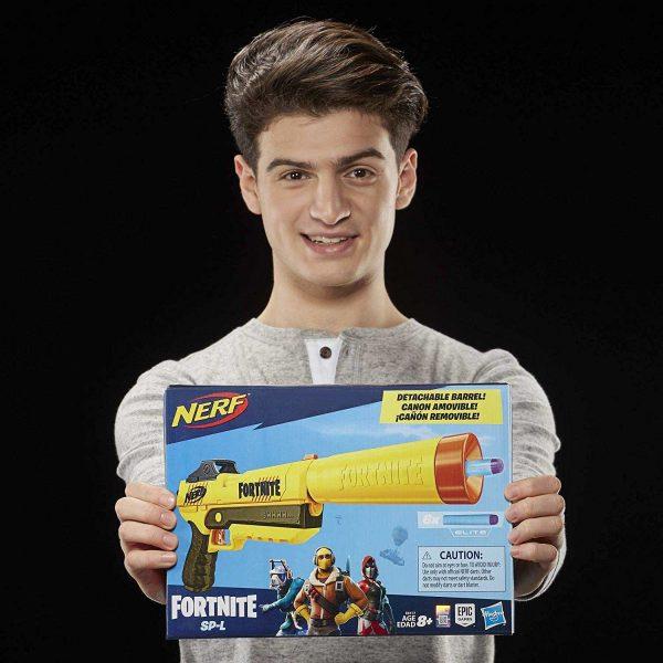 box live Nerf Fortnite SP-L (E6717)