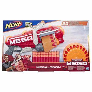 Бластер Nerf Mega Megalodon (E4217) box