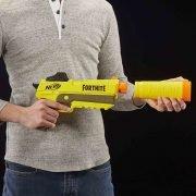 Пистолет Nerf Fortnite SP-L желтый (E6717)