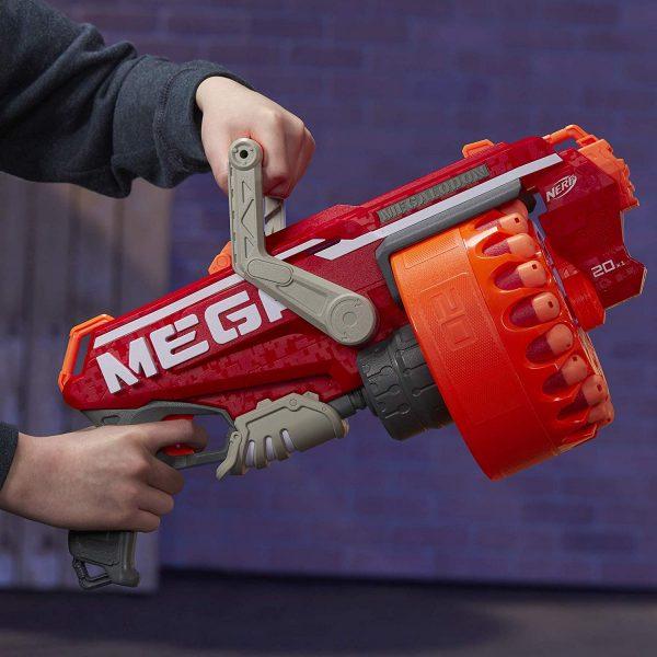 Nerf Mega Megalodon (E4217) live