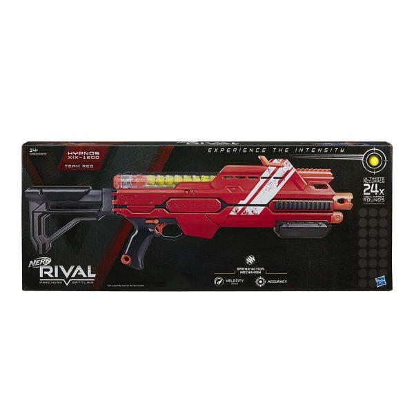 Nerf Rival Hypnos XIX-1200 Красный (E2900) box