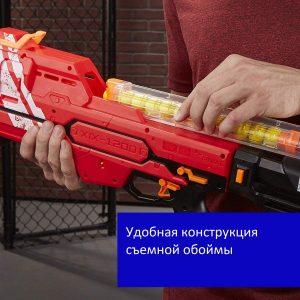 Бластер с шариками Nerf Rival Hypnos XIX-1200 (E2900)