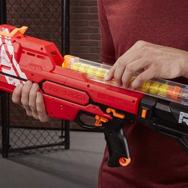Nerf Rival Hypnos XIX-1200 (E2900) красный