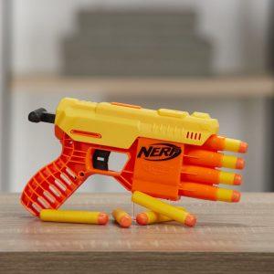 Live Nerf Alpha Strike Fang QS-4 (E6973)